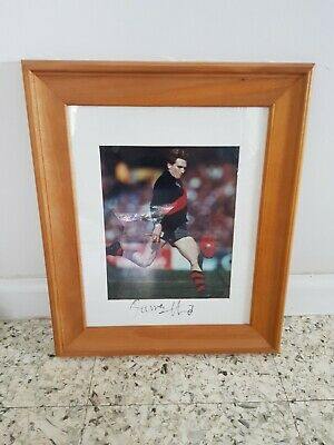 AU85 • Buy Signed James Hird AFL Frame