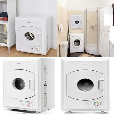 View Details Electric Tumble Compact Laundry Dryer Stainless Steel Wall Mounted • 307.99$