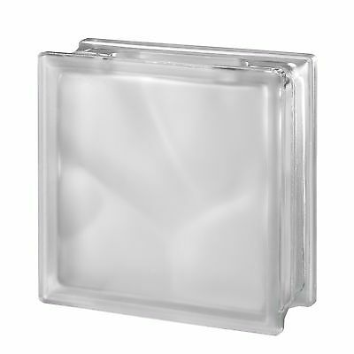 Glass Wave Craft Block Satin Finish (Pack Of 10) • 75£