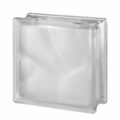 £54 • Buy Glass Wave Craft Block Satin Finish (Pack Of 5)