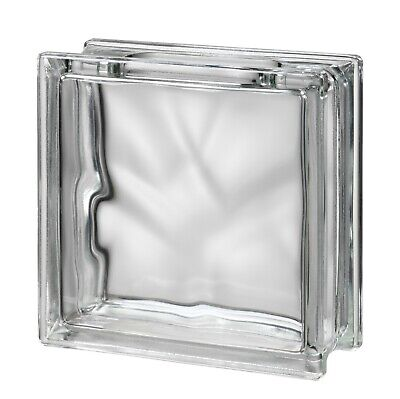 £42 • Buy Glass Wave Craft Block (Pack Of 5)