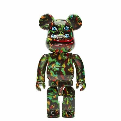 $229.99 • Buy NAGNAGNAG YOTSUME Four Eyes Bearbrick 400% Medicom Toy Be@rbrick 777 Nag Rare