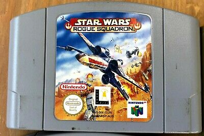 AU22 • Buy Star Wars Rogue Squadron For Nintendo 64 N64 PAL *GENUINE* CART ONLY Aust Seller