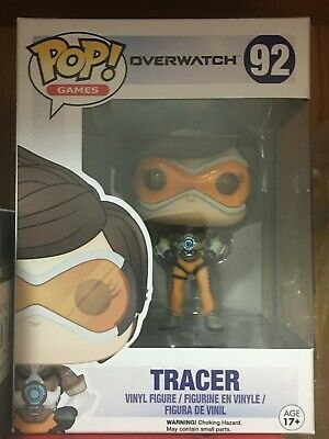 AU10 • Buy (BRAND NEW) Tracer Overwatch Funko Pop! Figure #92