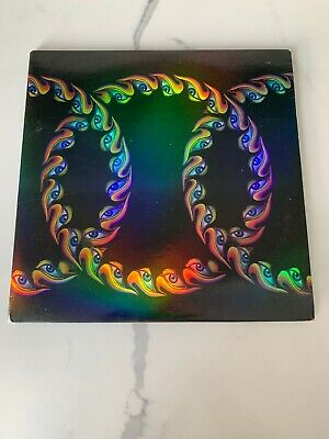 $1000 • Buy Tool Lateralus Vinyl Signed/Autographed By Each Member Of Tool