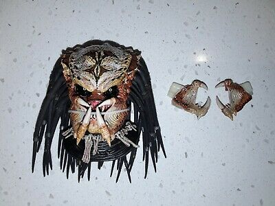 $ CDN245.56 • Buy Hot Toys MMS154 Predator 2 Shadow Predator 1/6 Head Sculpt Loose