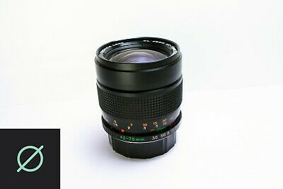 Yashica ML 42-75mm F3.5-4.5 MF Zoom Lens Contax Yashica C/Y Mount • 65.47£