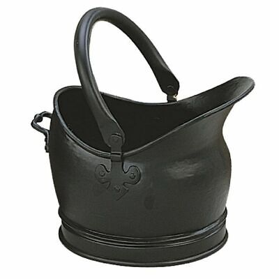 Manor Quality Coal Bucket Cambridge Helmet Various Finishes • 104.99£