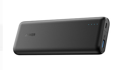 AU44.54 • Buy Anker PowerCore Speed 20100 With USB-C Power Delivery And USB-A