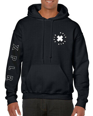 XPLR Hoodie Colby Brock ADULT / KIDS Sizes Sam And Colby Youtube Inspired Top • 18.95£