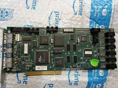 $374 • Buy Centroid Cpu10b Rev 060111 Cnc Motion Controler Board Card Used