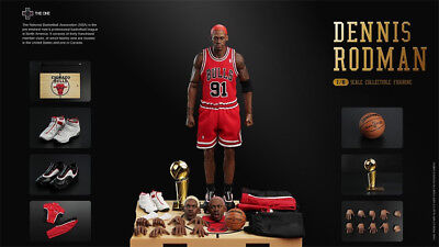 $ CDN263.16 • Buy The One 1/6  Superstar The Worm Dennis Rodman Hot Action Figure Toys In Stock