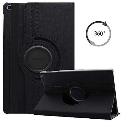 Folio Leather Stand Case Cover For Samsung Galaxy Tab A7 T500/T505 Smart Tablets • 6.45£