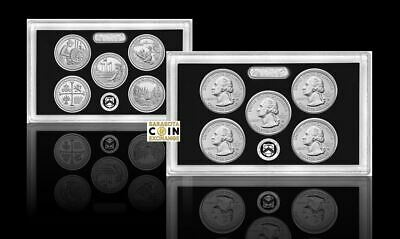 $ CDN181.43 • Buy 2019 W Quarters 5 Coin Set All The W Quarters Great Coin Hunt BU