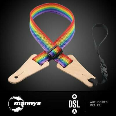 AU21 • Buy DSL Ukulele Strap (Rainbow, 1 )