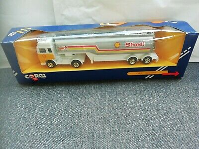 Corgi C1265 Volvo Shell Tanker Mint In Box 1989 • 12.50£