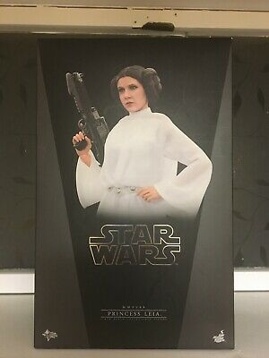 $325 • Buy PRINCESS LEIA Hot Toys MMS 298 STAR WARS A New Hope 1/6 Scale Collectible Figure