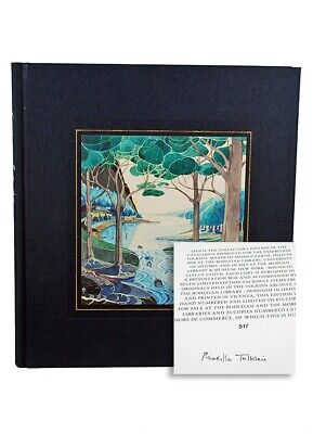 £1083.22 • Buy J.R.R. Tolkien MAKER MIDDLE EARTH Signed Limited Edition #517 Of 675 Prints COA