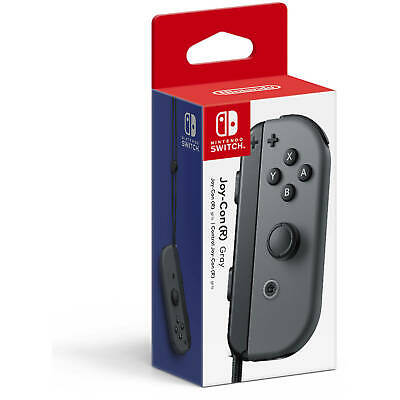 $39.99 • Buy Nintendo Switch Joy Con Single Right Gray Gaming Stick Game Handheld Brand New