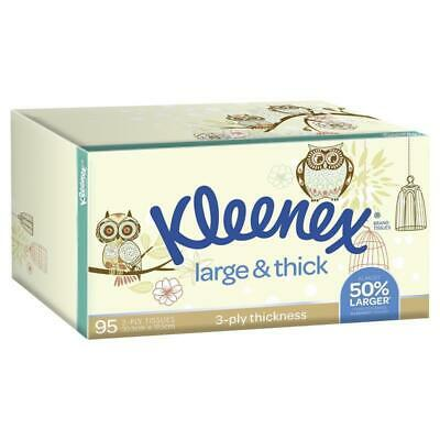 AU2.49 • Buy Kleenex Facial Tissues 95 Large And Thick