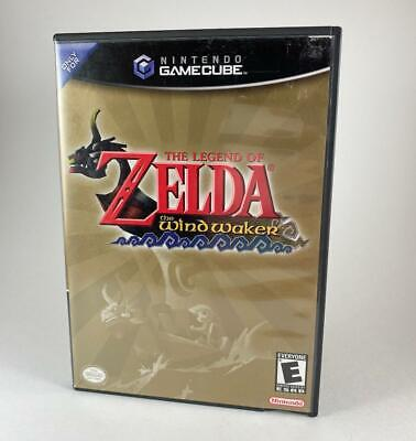 $49.95 • Buy The Legend Of Zelda:The Wind Waker Nintendo Gamecube Classic-Excellent Condition