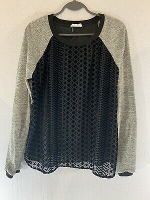 $ CDN18.19 • Buy Anthropologie The Addison Story Long Sleeve Shirt Size Small