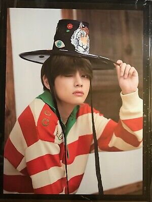$11.99 • Buy BTS 2019 Summer Package Official MINI POSTER - V TAEHYUNG