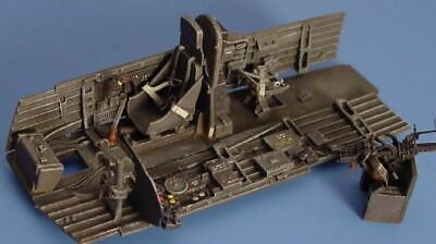$31.01 • Buy Aires Hobby 1/48 Ju87d Stuka Cockpit Set For Hsg | 4119