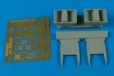$13.15 • Buy Aires Hobby 1/48 Ju87d Stuka Air Coolers For Hsg (d)   4404