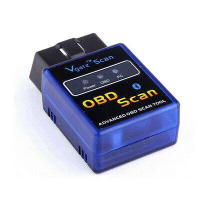 $ CDN7.01 • Buy Vgate ELM327 Bluetooth OBD2 V2.1 Scanner Auto Car Diagnostic Adapter Scan Tool