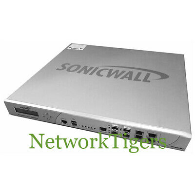 $299.99 • Buy SonicWALL NSA E8500 HA 01-SSC-8867 Network Security Appliance Dual AC Firewall