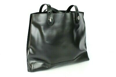 Bag Worn Shoulder Lamarthe Leather Synthetic Black Very Good Condition • 33.34£