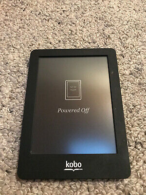 $15.70 • Buy Kobo Glo N613 EBook Reader E-ink 6 Inch 1024x768 2GB With Touch Screen Backlight