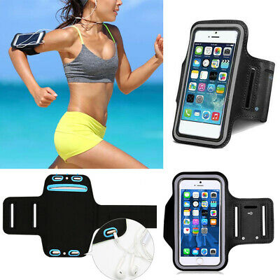 AU4.25 • Buy For IPhone 11 XS XR X 8 7 Plus Armband Case Sport GYM Running Exercise Arm Band