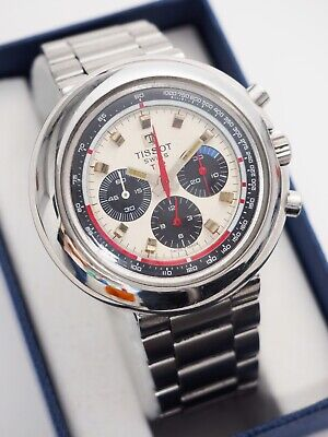 $ CDN650.73 • Buy Vintage Tissot T12 Chronograph Lemania 873 Watch