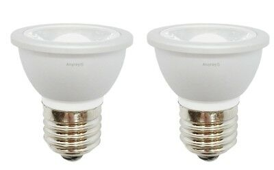 $8.99 • Buy (2)-LED Pulaski Furniture Curio Cabinets Replacement Bulbs HR16 Warm White E26