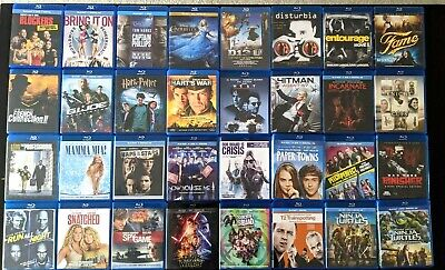 $3 • Buy Blu-ray Lot ($3 Flat Rate Shipping) Like New!!