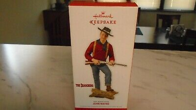 $14 • Buy 2013 Hallmark John Wayne The Searchers Ornament