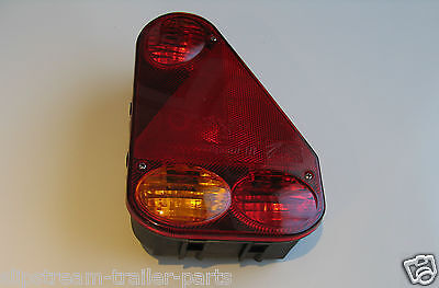 R/h Trailer Rear Light Aspock Earpoint 3 P6e, Bv64 Fit To Ifor Williams, B James • 24.99£