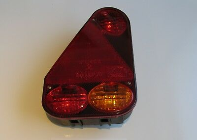 L/h Trailer Rear Light Aspock Earpoint 3 Iii P6e, Bv64 To Fit To Ifor Williams  • 24.99£