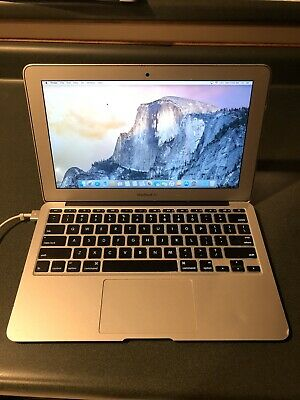 $54 • Buy Apple MacBook Air 11.6  2015, Some Dings And Dents.  Spot On LCD.  See Photos
