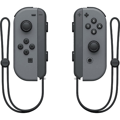 $39.99 • Buy One Single Nintendo Switch Grey Joy Con Choose* Left Or Right Gray Joy Con