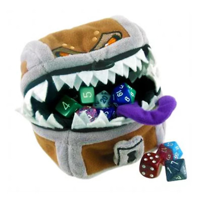 AU31.95 • Buy Dungeons & Dragons Mimic Gamer Storage Pouch NEW