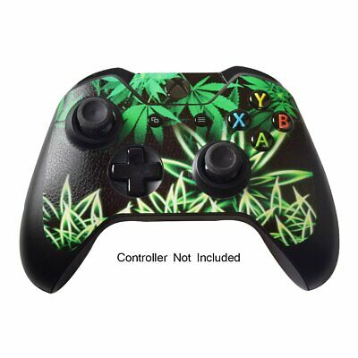 $6.86 • Buy Vinyl Wrap Protector Skin Sticker For Xbox One Controller Cover Decal WEEDS