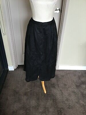 AU9.99 • Buy Lovely Uniqlo Ines De La Fressange Skirt Size 11 Vgc