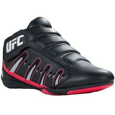 $59.99 • Buy UFC Training Shoes  MMA New In Box Ringstar Black/Red, White Mixed Martial Arts