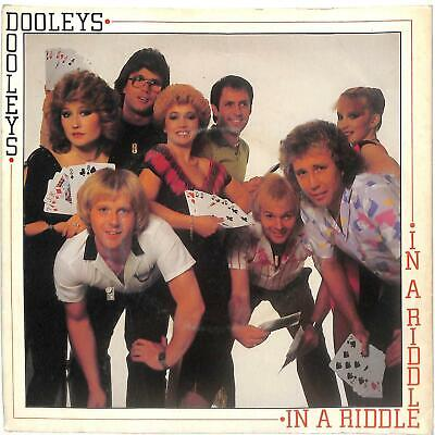 The Dooleys - In A Riddle - 7  Vinyl Record Single • 2.69£