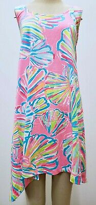"$59.99 • Buy New Lilly Pulitzer Women's Monterey Tank Dress ""Shellabrate,"" Large, XL"