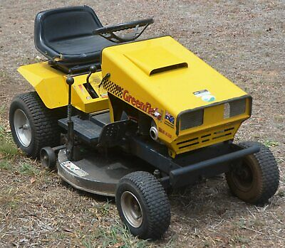 AU1500 • Buy Greenfield Evolution Ride On Mower With Catcher