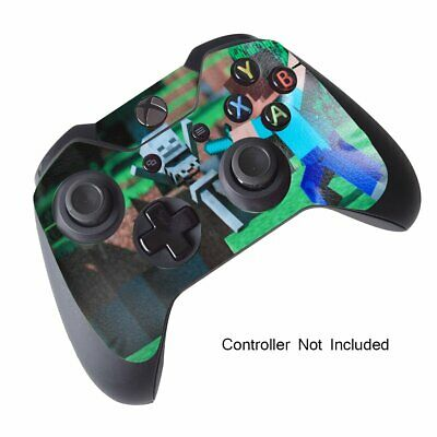 $6.86 • Buy Vinyl Leather Skin Decal For Xbox One Controller Gamepad Protect Cover Sticker